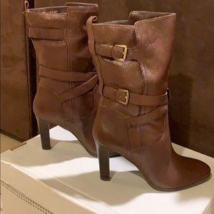 Joan and David Circa Boots brand new never worn